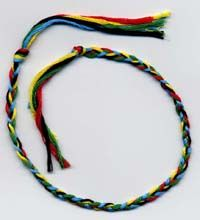 Easy Yarn Bracelet Making Bing Images