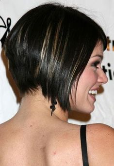 The classic Bob hairstyle is current, chic and very sophisticated or try the inverted bob for something a bit different.It is easy to maintain, and is a stylish hairstyle for women,regardless of age.