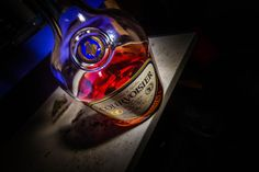 Фотография Cropped Cognac bottle автор Tyler Kennedy на 500px