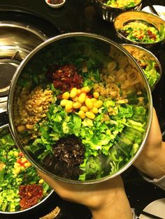 Ingredients for Sichuan Cuisine