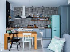 Kuchnia styl Skandynawski - zdjęcie od Pracownia Wielkie Rzeczy - Kuchnia - Styl Skandynawski - Pracownia Wielkie Rzeczy