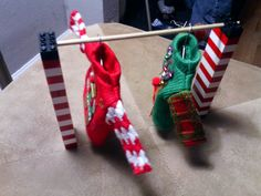 Elf on the Shelf 2014! Make a closet for your Elf on the Shelf to keep all his clothes!