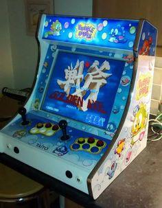 Picture of Bubble Bobble Bartop Arcade Machine