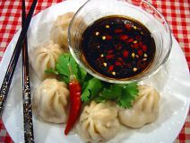 Really yummy pot sticker dipping sauce I serve with all types of foods. Veggie Recipes, Asian Recipes, Cooking Recipes, Ethnic Recipes, Chinese Recipes, Japanese Recipes, Potsticker Dipping Sauce, Dumpling Sauce, Dipping Sauce For Dumplings