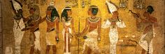 King Tut Tomb Wall Valley of the Kings CHECK IT OFF In 1989 I was able to complete a dream I had had since I was 9 years old. I entered Tutankahmon's tomb and was filled with emotion: the mummy, the paintings on the walls, yet the damage from our visits was obvious. It was wonderful!