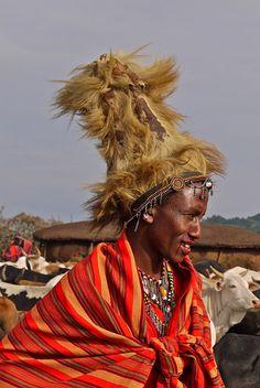 Kenia - Maasai