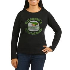 Griswold Christmas on CafePress.com #Griswolds #ChristmasVacation #NationalLampoon #ClarkGriswold #ChristmasVacationShirts
