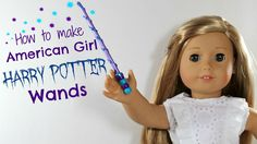 American Girl Harry Potter Wands