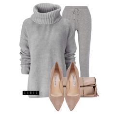 Gina Tricot knit ($31), DKNY pants ($1580), Zara clutch (sold out) and Manolo Blahnik pumps ($805) xx