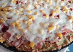 Cukkini pizza