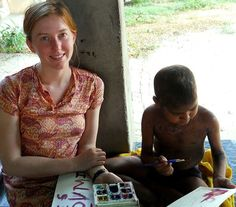 Watson Fellow Daniela Rose Anderson '12 has spent the last year doing leprosy relief work in India, Switzerland, and Uganda.  http://www.payscale.com/research/US/School=Bard_College/Salary