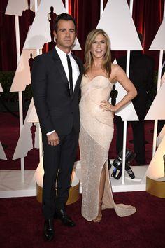 Jennifer Aniston Photos: Arrivals at the 87th Annual Academy Awards — Part 3