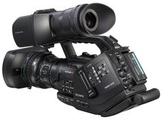 Filming Sony EX3