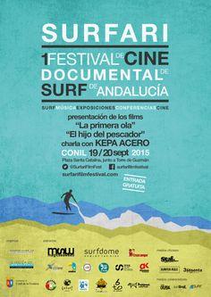Festival del #surf, en Conil http://es.topsportholidays.com/andalucia/event/surfari-festival/