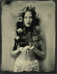 Wet plate photography by Ed Ross