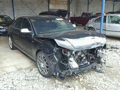 Salvage 2013 Audi S4  Sedan For Sale | Salvage Title