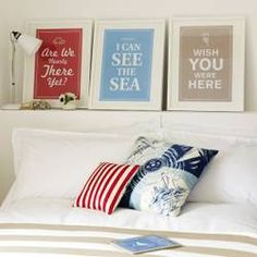 Printable nautical signs