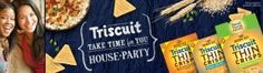 Host a TRISCUIT Take Time for You House Party