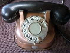 OldTelephone Copper