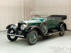 1921 Rolls-Royce Silver Ghost ★。☆。JpM ENTERTAINMENT ☆。★。