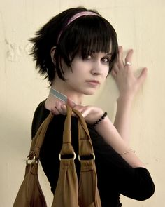 Alice Cullen hair.  Love it.  My one Twilight-related obsession.