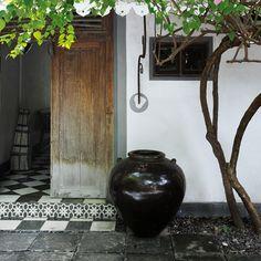 Garden patio | Tropical Bungalow | House tour | Decorating ideas | PHOTO GALLERY | Housetohome