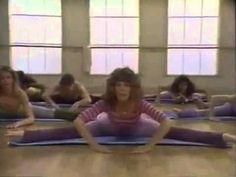 Jane Fonda - Working Out para PRINCIPIANTES - YouTube