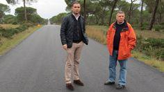 El Consistorio de Moguer impulsa el asfaltado de la carretera de Las Peñuelas  http://www.rural64.com/st/turismorural/El-Consistorio-de-Moguer-impulsa-el-asfaltado-de-la-carretera-de-Las-P-3329