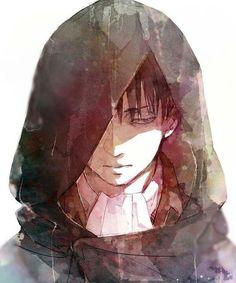 Levi Ackerman - Attack on Titan - Shingeki no Kyojin Attack On Titan Levi, Levi X Eren, Armin, Mikasa, Levi Ackerman, Fanarts Anime, Anime Characters, Manga Anime, Otaku