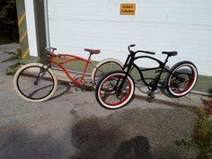 Rat Rod Beach Cruiser Bicycles | Electra ! ! ! Electra Rat Rod Beachcruiser Custom Aufbau NEU ...