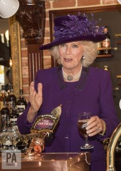 "PA Images on Twitter: ""The Prince of Wales and Duchess of Cornwall officially open the Duchess of Cornwall Inn in Poundbury, Dorchester"