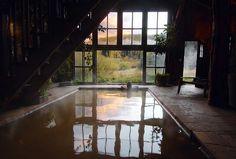 Minha piscina interna seria assim...