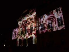 Projection Mapping, Three Dimensional, Special Events, Display, Painting, Graz, Event Calendar, Kunst, Floor Space
