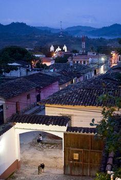 Gracias Lempira. Honduras.