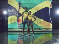 Puma dévoile les tenues de Londres 2012 des Jamaïcains