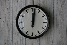 アンティーク掛け時計【カフェスタイル】|ブラウン - カフェスタイルのアンティークな古家具・古道具の雑貨ショップ『ひぐらし古具店』