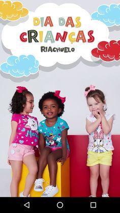 #anúncio #diadascriancas Children's Day Playground Ideas, Flyers, Advertising, Shoes, Design, Ruffles, Zapatos, Shoes Outlet