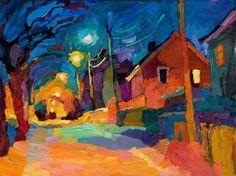 Larisa Aukon, Breadcrumbs by Larisa Aukon Oil ~ 18 x 24