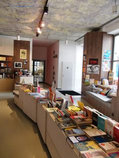Visiting ocelot - not just another bookstore: http://foreignerinberlin.blogspot.de/2014/06/visiting-ocelot-not-just-another.html