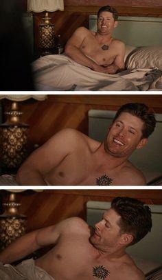 Sneak Peak Demon!Dean... Offically Dead... send help please....