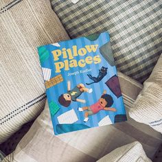 An imaginative picture book about the joys of pillows and play—from the acclaimed author-illustrator of The Digger and the Flower and Beyond the Pond. Pillow Places is a tender exploration of the power of friendship and imagination, especially on those first sleepover nights away from home. 📸 @thebookscript National Book Store, Alien Worlds, Reading Stories, Digger, Picture Books, Sleepover, Bedtime, Pond, Imagination