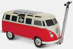 VW T2 als coole koelbox - http://www.campingtrend.nl/vw-t2-als-coole-koelbox/