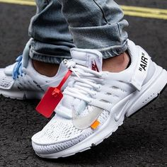 finest selection 6b8de f4830 Air Presto Off-White White 2018