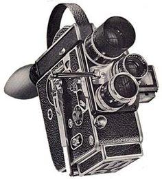 8bed7effb2 Paillard Bolex reflex camera for film