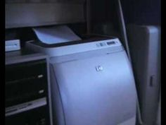 How to install toners on your Hp 1600 color laserjet printer