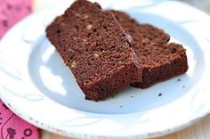 I cannot wait to try out this lovely looking Chocolate and Banana Gluten and Dairy-free Bread. #food #banana #chocolate #bread #baking #gluten_free #dairy_free