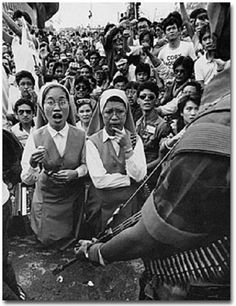 Will You Sign The Petition To Rewrite History Books And Include Martial Law In… People Power Revolution, Filipino Culture, American War, American History, Power To The People, Asian History, Back To The Future, Bhutan, Philippines