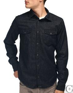 Dunderdon Ringspun Denim Shirt