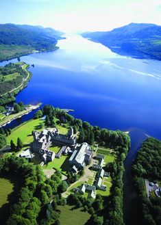 fort augustus scotland | Fort Augustus Highland Scotland. Our tips for fun things to do in Scotland: http://www.europealacarte.co.uk/blog/2010/12/30/things-scotland/
