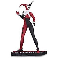 DC Collectibles Harley Quinn White. * You can get additional details at the image link. We are a participant in the Amazon Services LLC Associates Program, an affiliate advertising program designed to provide a means for us to earn fees by linking to Amazon.com and affiliated sites.